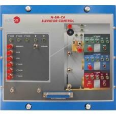 Bancada Didática de Controle do elevador Edibon N EM CA