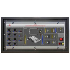 Bancada Didática de Controle Eletrônico Automotivo Edibon AV ECD