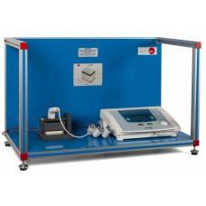 Bancada Didática de Ensino de Efeitos Térmicos de Ultrassom Biomédico Controlado por Computador Edibon BIUTEC