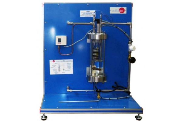 Bancada Didático de transferência de calor por ebulição controlada por computador Edibon TCEC