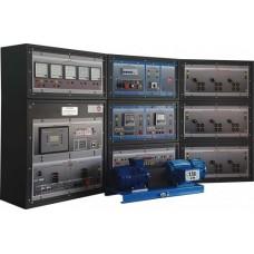 Bancada didática de redes inteligentes controlado por computador Edibon AEL BSGC