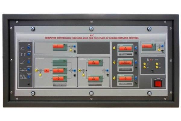Bancada Didática de Controle de Levitação Magnética Edibon RYC CLM