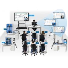 Sistemas Scada Net Edibon ESN